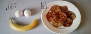 Bananen Pancake Header 2