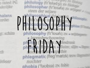 Philosophy Friday 60x45