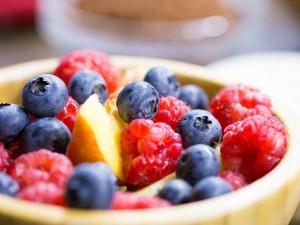Bakje fruit