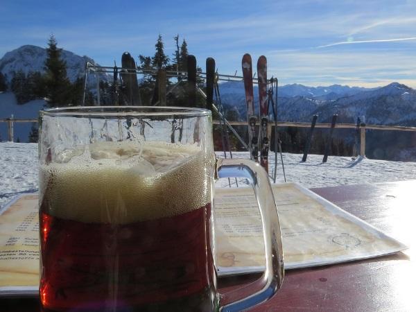 Winter en Bier