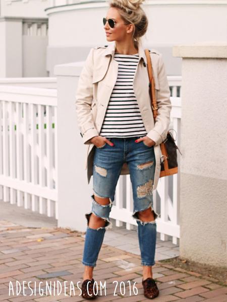 De kapotte jeans 2