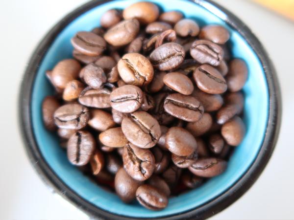Koffie cupcakes Koffiebonen