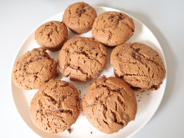 Koffie cupcakes mmm