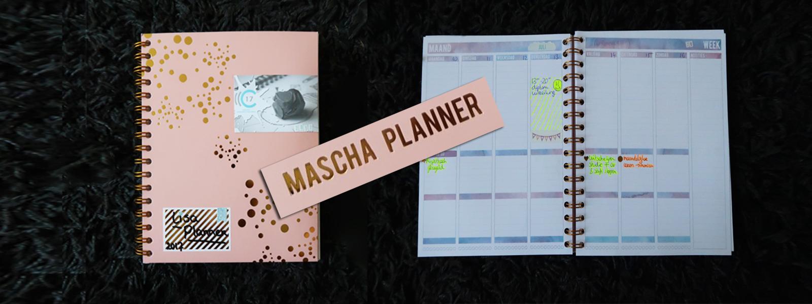 Mascha planner review