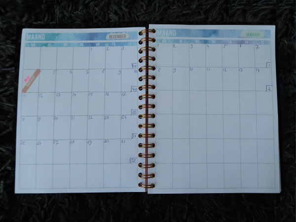 Mascha planner 7